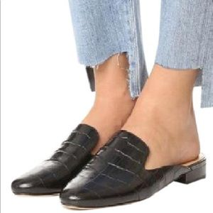 Michael Kors Natasha Slide Mules in Black 🖤